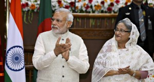 India Bangladesh Land Boundary Agreement