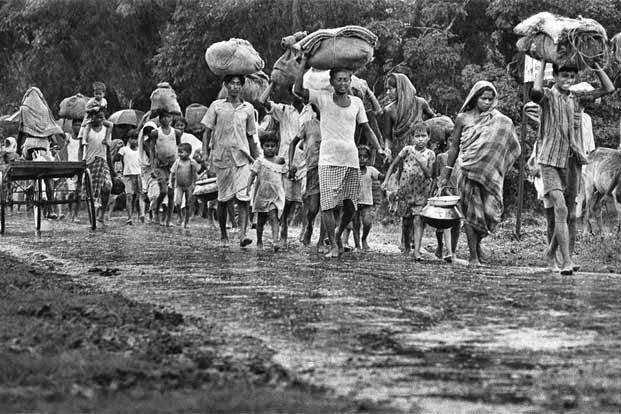 East Bengali Refugees