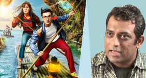 Jagga Jasoos and Anurag Basu