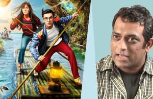 Jagga Jasoos and Anurag Basu