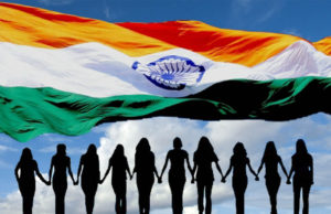 independence day and indian women